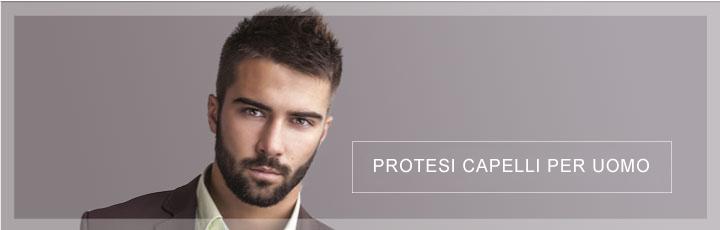 Protesi Capelli per Uomo