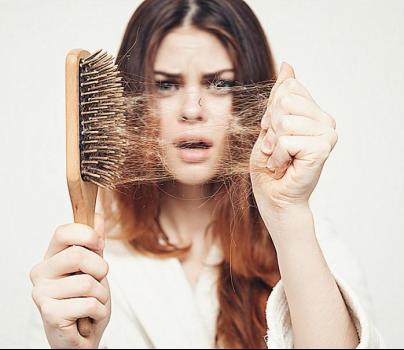 Caduta dei capelli tra i giovani