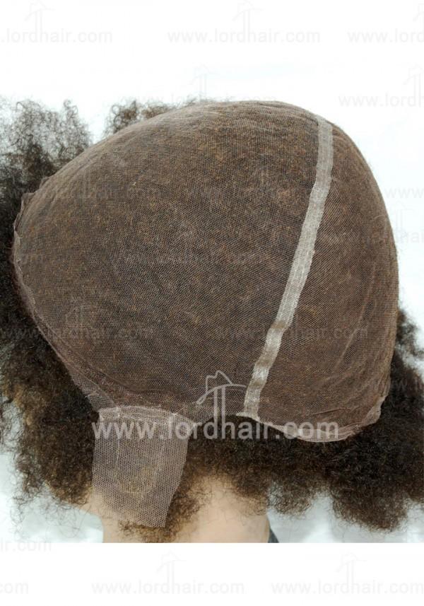 JQ445 protesi capelli ricci