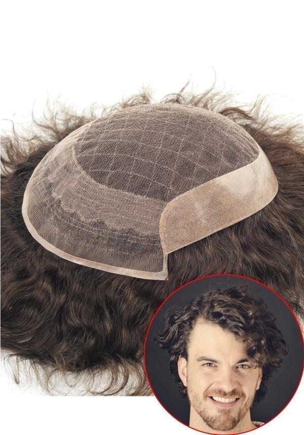 S8 protesi capelli ricci
