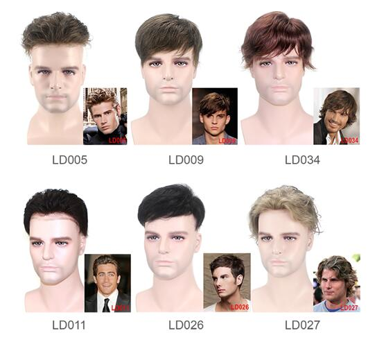 Stili capelli ondulatura leggera