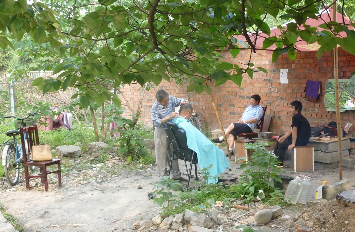 Barbiere di Strada Cinese 1
