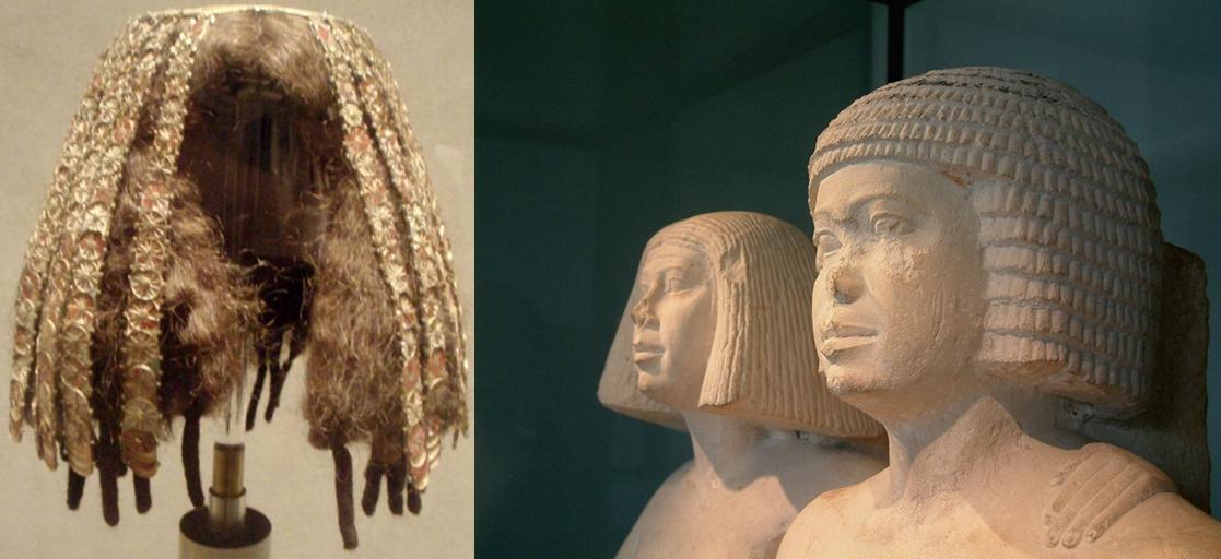 Parrucche Antiche 1