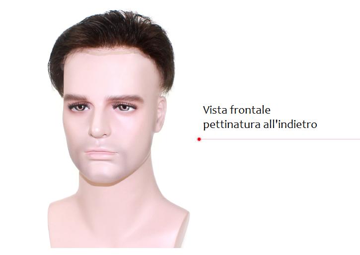 S7 protesi capelli uomo