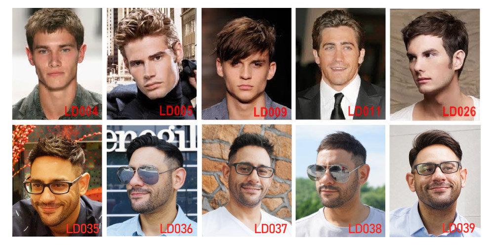 Sistema di Capelli Hairstyles