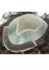"""S4: Impianto Capillare da Uomo in Super Fine Mono, Pelle Sottile e 1/4"""" di Lace Frontale"""