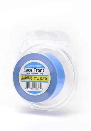 Rotolo Nastro Supporto Lace Frontale-Larghezza 1'', Lunghezza 12 Yard