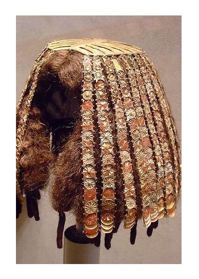 Parrucche in Egitto